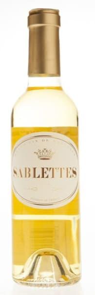 Sablettes Sauternes (375ml) 2016
