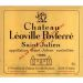 Chateau Leoville Poyferre  1990 Front Label