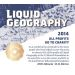Liquid Geography Rose 2014 Front Label