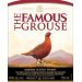 Famous Grouse Blended Scotch Whisky Front Label