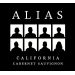 Alias Winery Cabernet Sauvignon 2017 Front Label