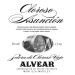 Alvear Oloroso Asuncion (500ML) Front Label