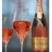 Moet & Chandon Nectar Imperial Rose An Intense Nose  Gift Product Image