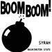 Charles Smith Wines Boom Boom Syrah 2017  Front Label