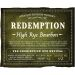 Redemption High Rye Bourbon Whiskey Front Label