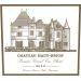 Chateau Haut-Brion  2016  Front Label