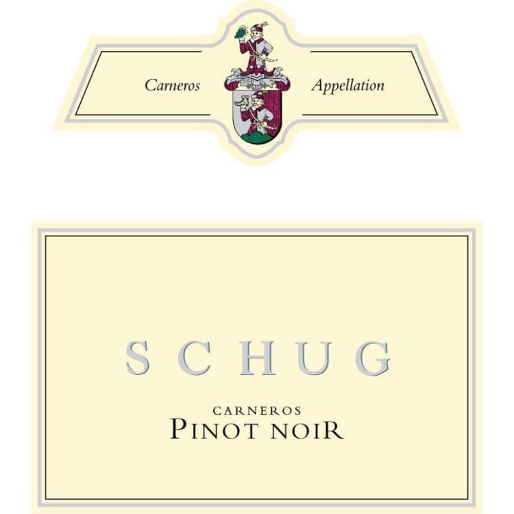 Schug Carneros Pinot Noir 2015 Wine Com