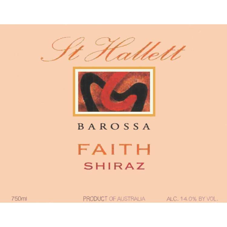 St hallett single vineyard scholz shiraz 2012