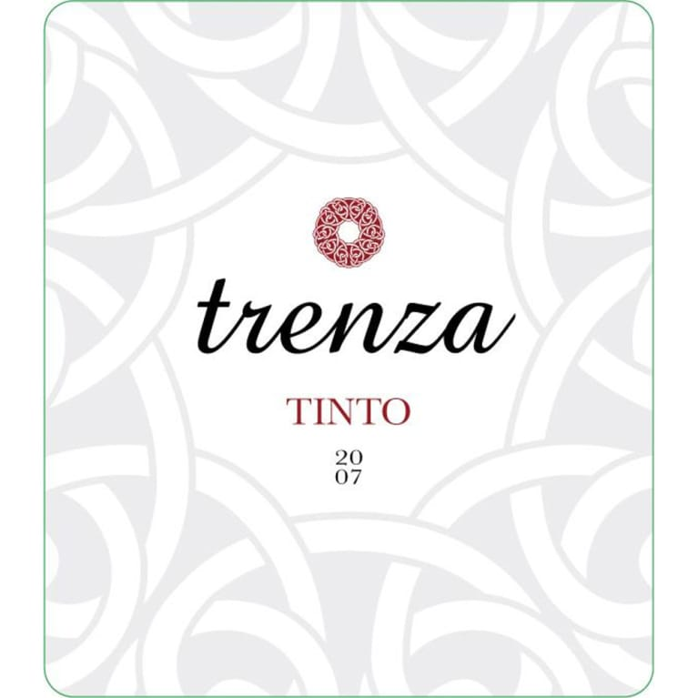 Trenza Tinto 2007 Front Label
