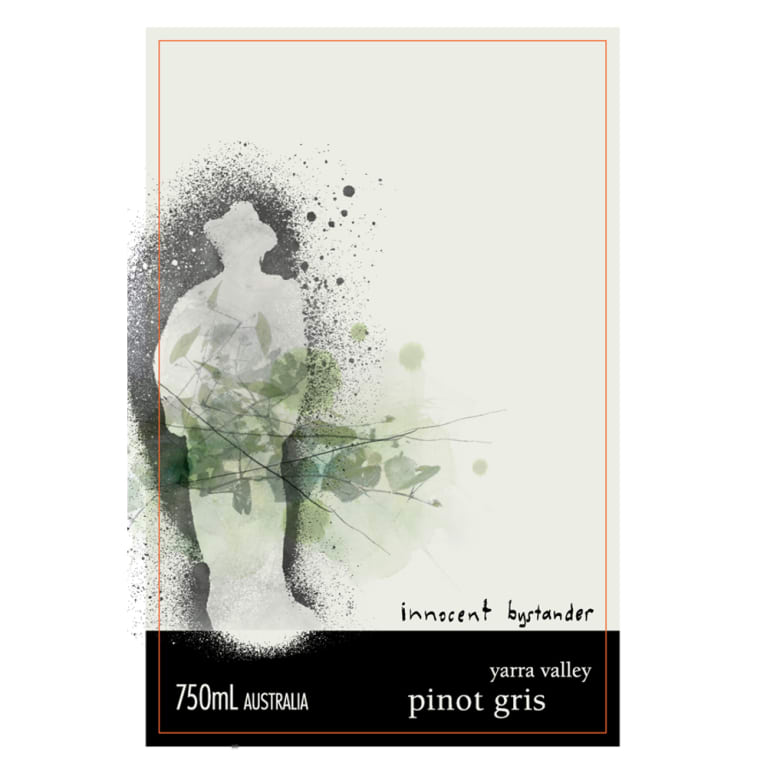Innocent Bystander Pinot Gris 2009 Front Label