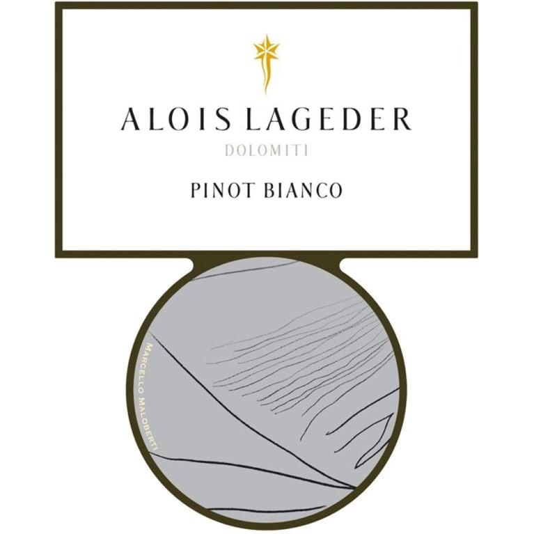 Alois Lageder Pinot Bianco 2009 Front Label