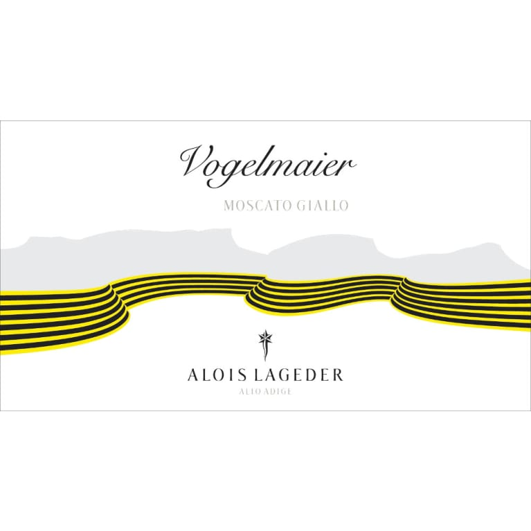 Alois Lageder Vogelmaier Moscato Giallo 2008 Front Label