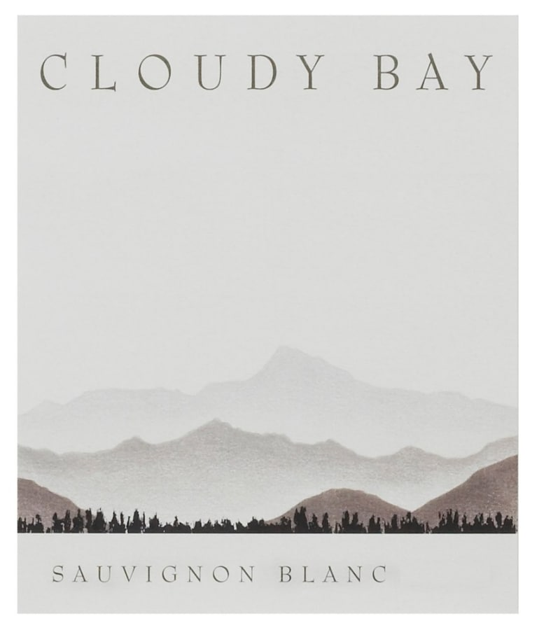 Cloudy Bay Sauvignon Blanc 2011 Front Label
