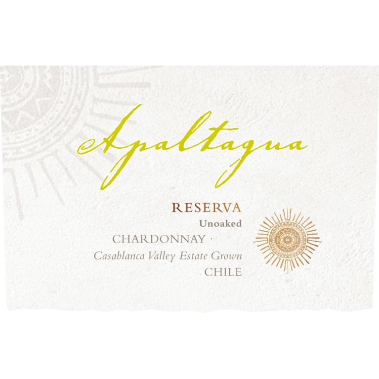 Apaltagua Reserva Chardonnay 2011 Front Label