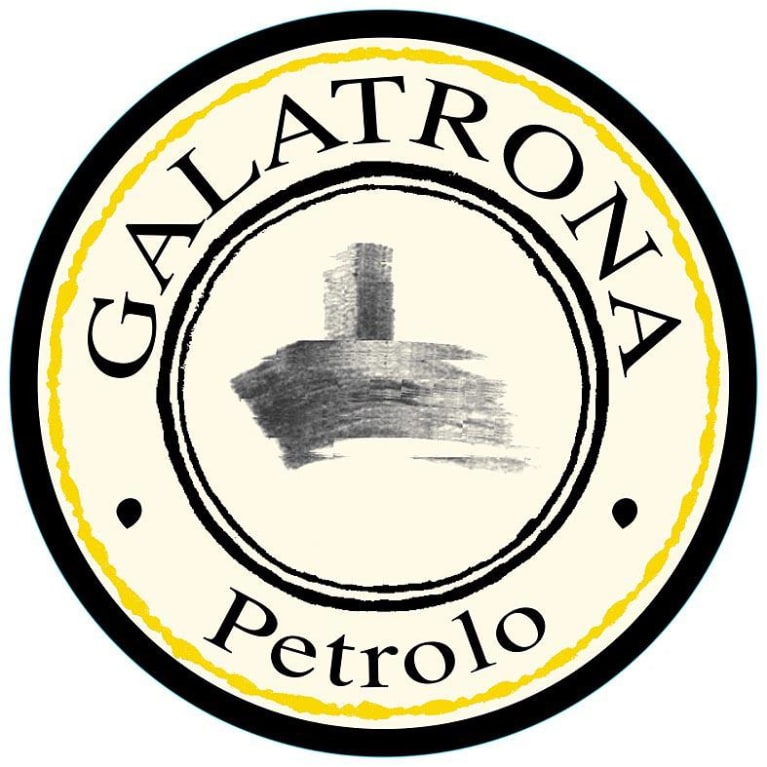Petrolo Galatrona 2003 Front Label