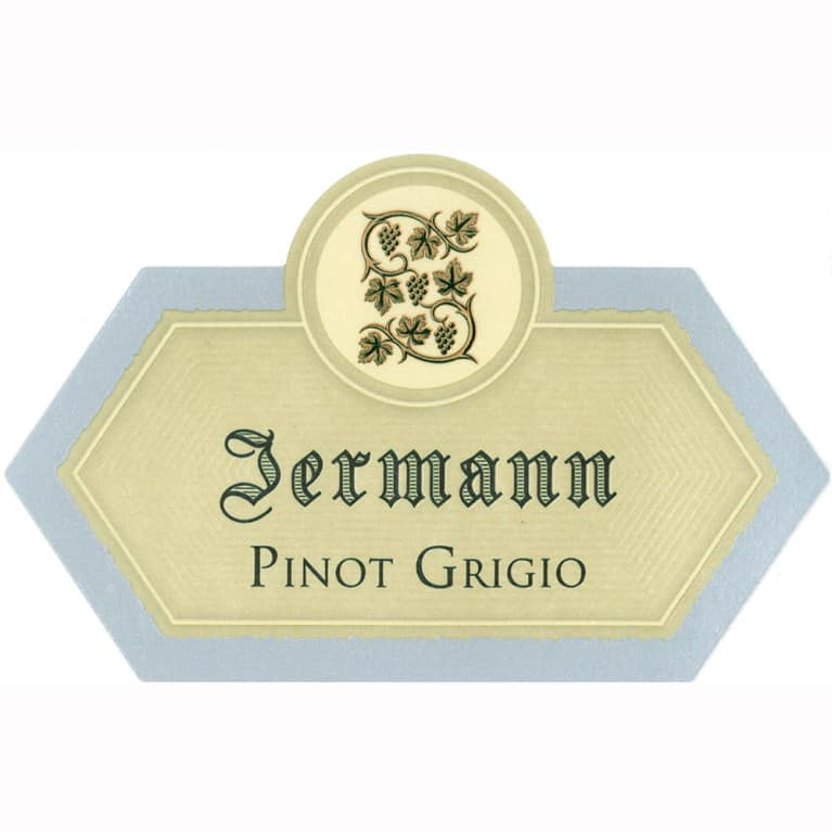 Jermann Pinot Grigio 2011 Front Label