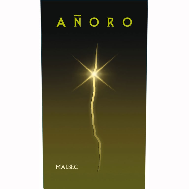 Anoro Malbec 2009 Front Label