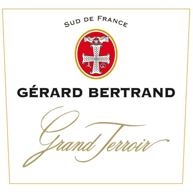 Gerard Bertrand Grand Terroir La Clape 2009 Front Label