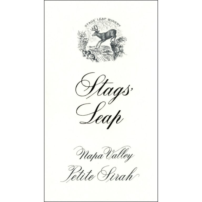 Stags Leap Winery Petite Sirah 2010