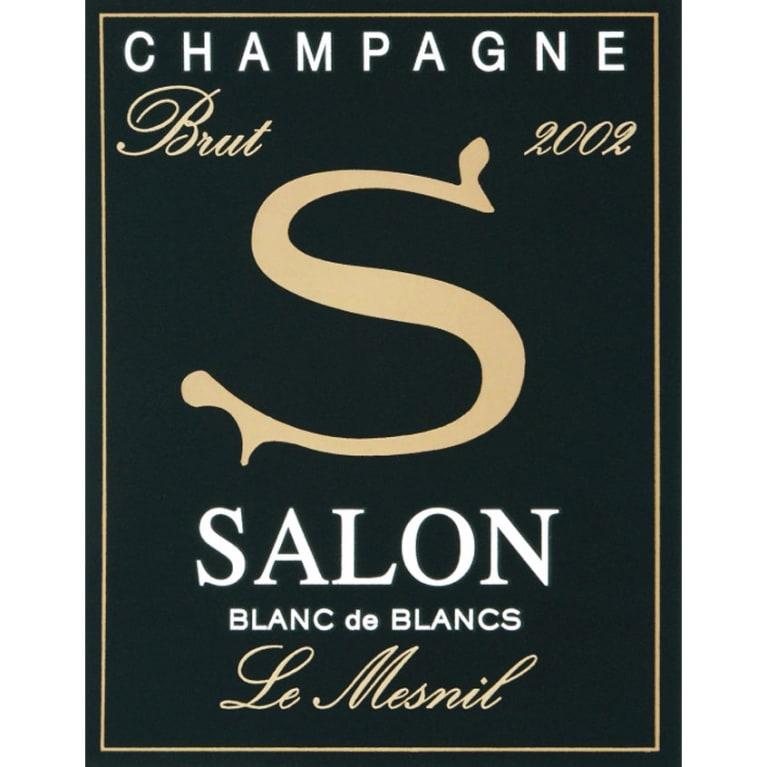 Salon Blanc de Blancs Le Mesnil 2002 | Wine.com