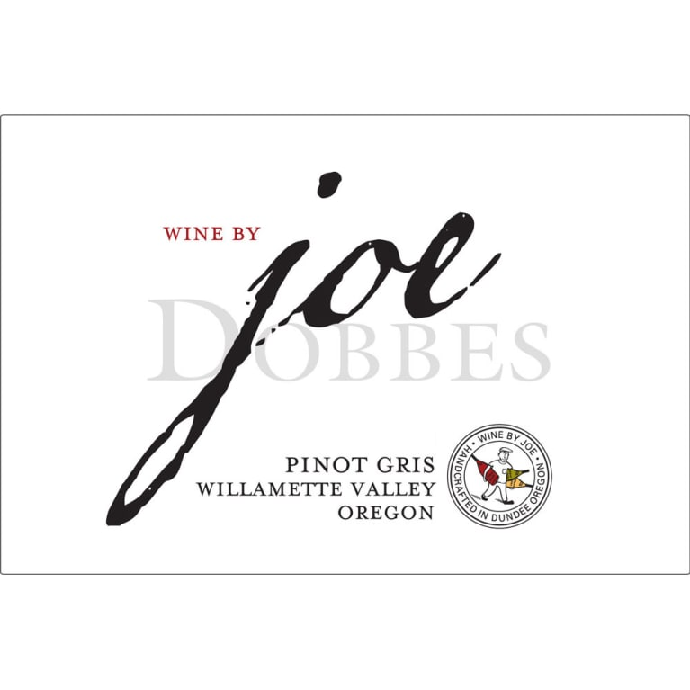 Wine By Joe Pinot Gris 2013 Front Label