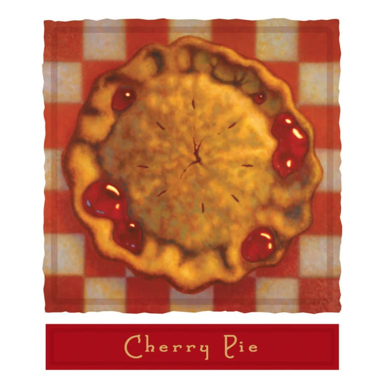 Cherry Pie Stanly Ranch Pinot Noir 2012 Front Label