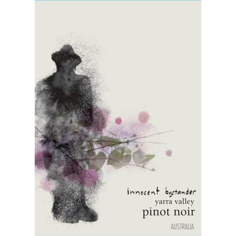 Innocent Bystander Yarra Valley Pinot Noir 2013 Front Label