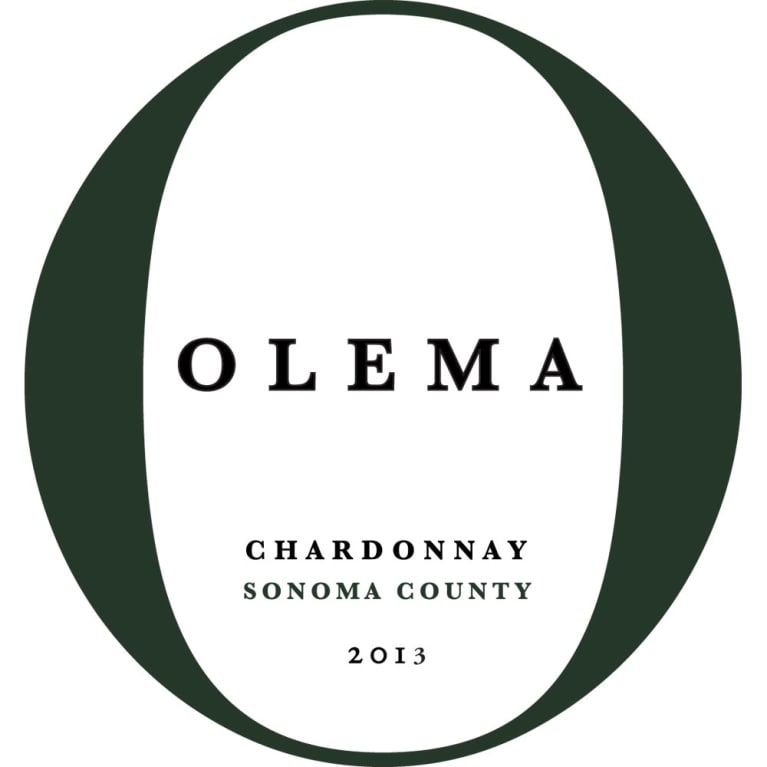 Amici Olema Chardonnay 2013 Front Label