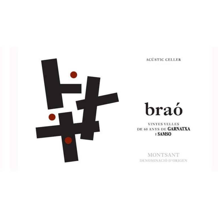 Acustic Celler Brao 2011 Front Label