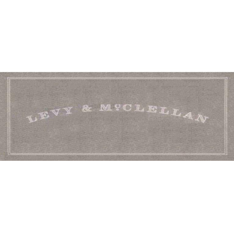 Levy & McClellan Proprietary Red 2004 Front Label