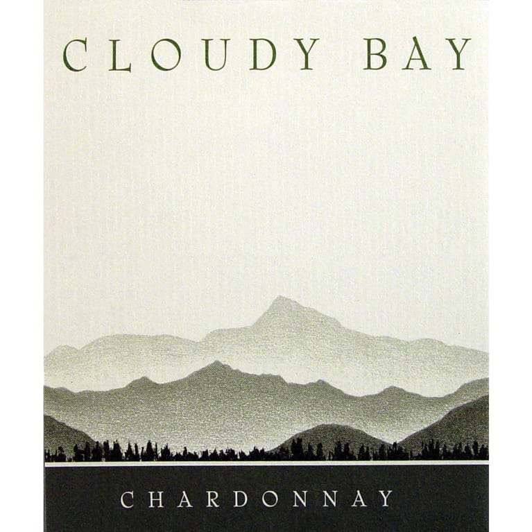 Cloudy Bay Chardonnay 2013 Front Label