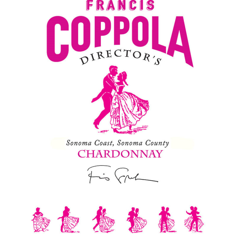 It's just an image of Bewitching Francis Coppola Gold Label Chardonnay