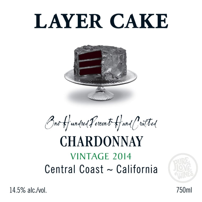 Layer Cake Wine Chardonnay