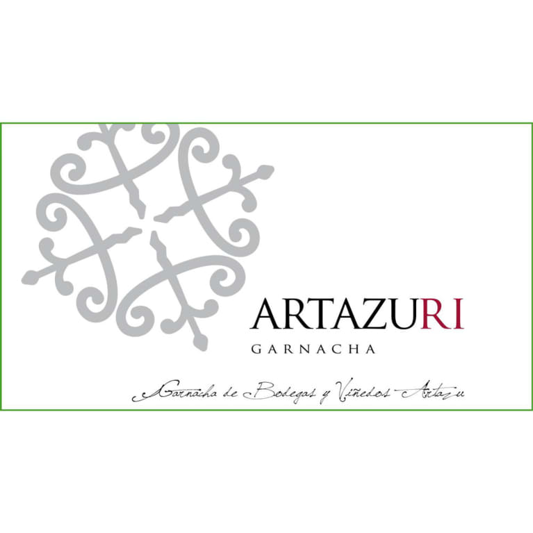 Artazu Artazuri Rose 2014 Front Label