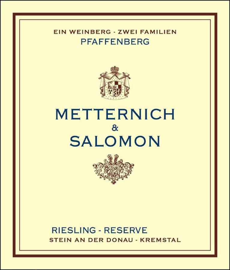 2f2eb58c146f Undhof Salomon Pfaffenberg Reserve Riesling 2006