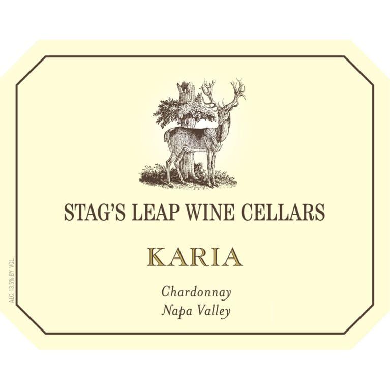 Stag S Leap Wine Cellars Karia Chardonnay 2014 Wine Com