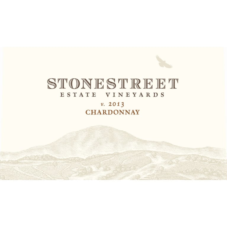 Stonestreet Upper Barn Vineyard Chardonnay 2013 Front Label