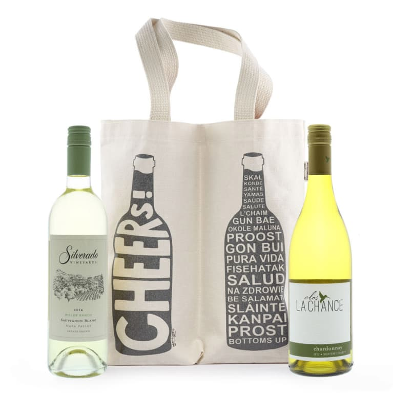 wine.com White Wine Duo Gift Set Gift Product Image