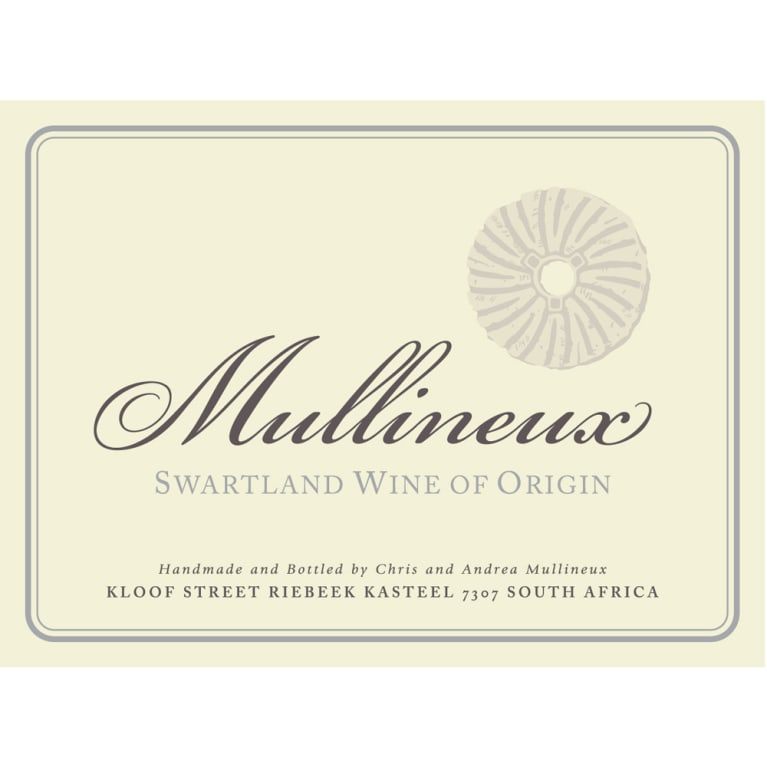 Mullineux Family Wines Old Vines White Blend 2014 Front Label