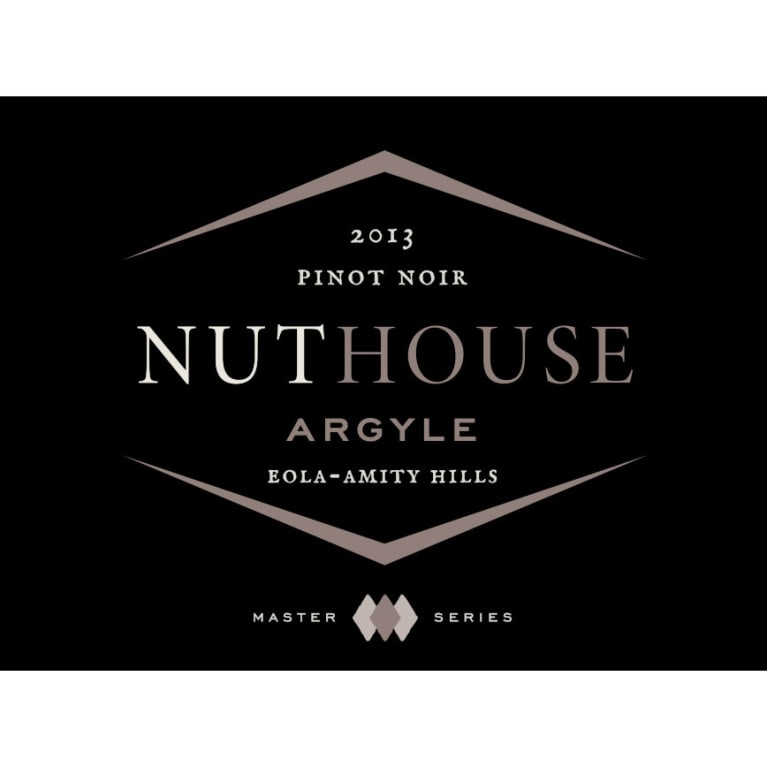 Argyle Nuthouse Pinot Noir 2013 Front Label