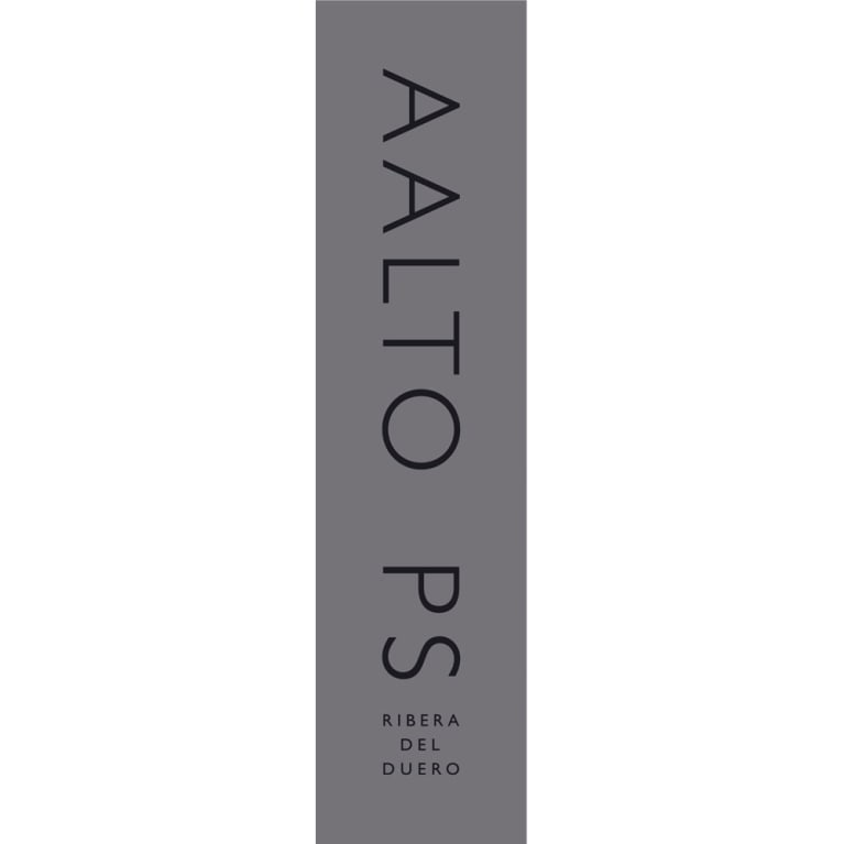 Aalto PS 2011 Front Label