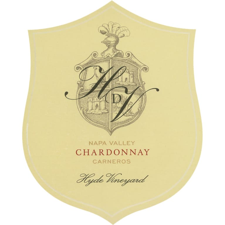 HdV Hyde Vineyard Chardonnay 2013 Front Label