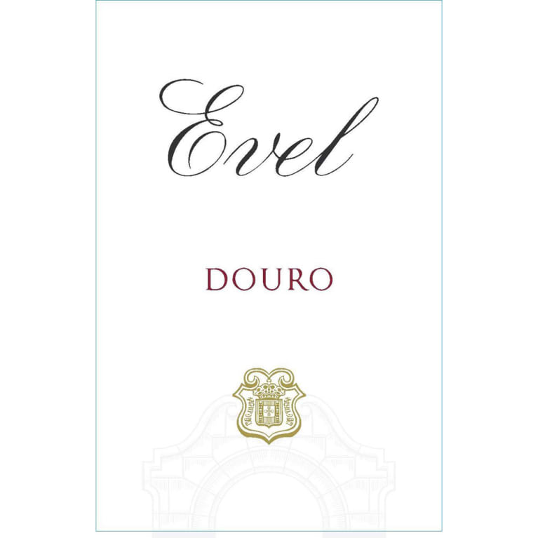 Real Companhia Velha Douro Evel Red 2014 Front Label