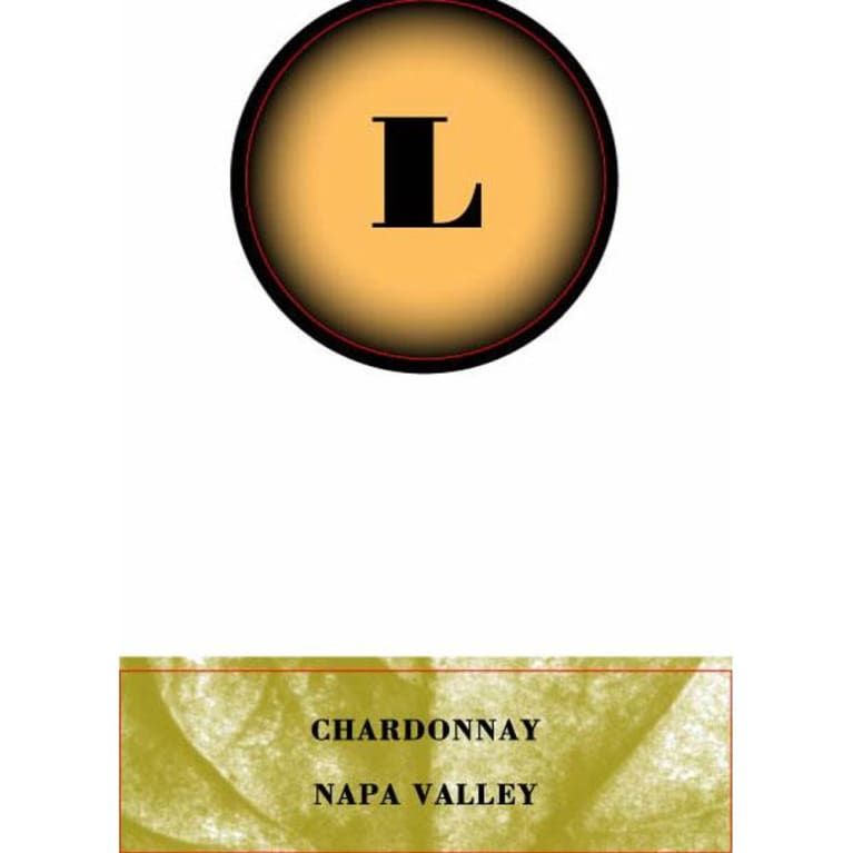 Lewis Cellars Napa Valley Chardonnay 2015 Front Label