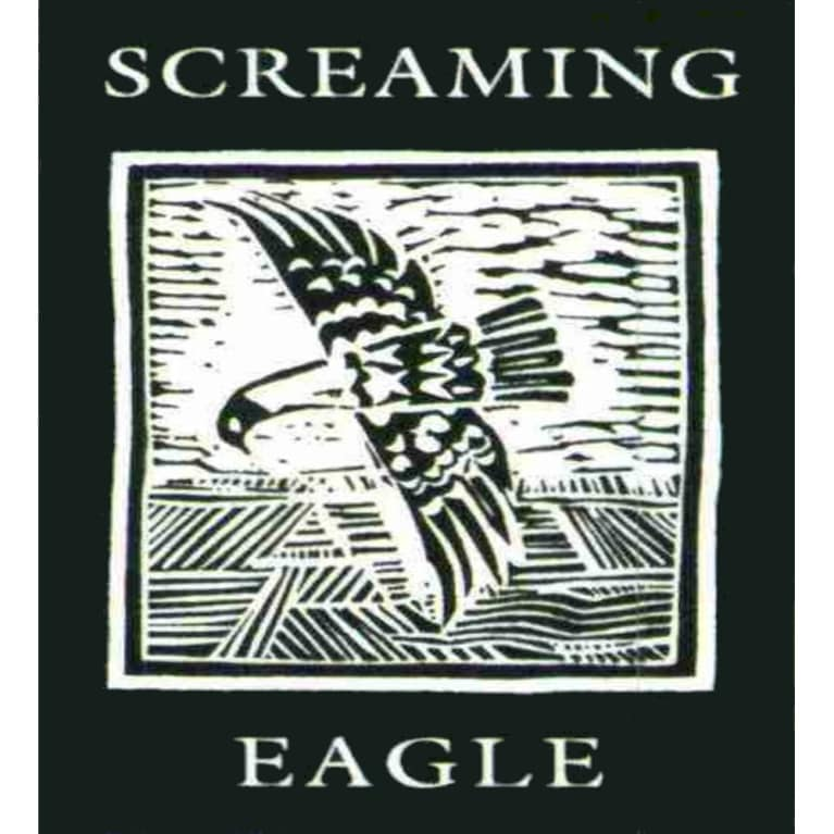 Screaming Eagle Cabernet Sauvignon 2014 Front Label