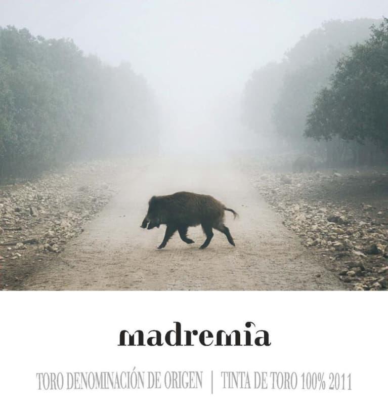 Bodega Divina Proporcion Madremia 2011 Wine Com