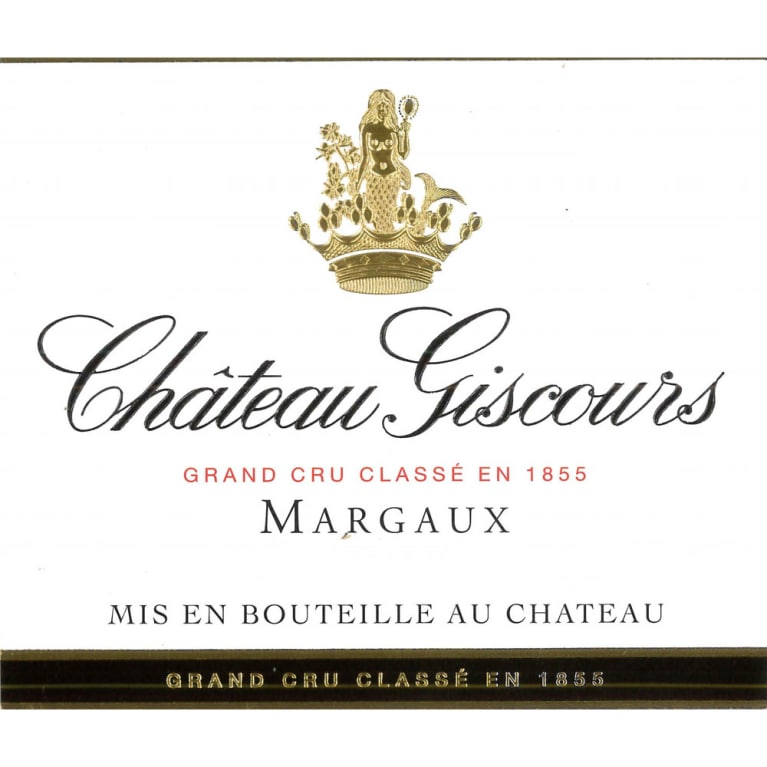 Chateau Giscours (1.5 Liter Magnum) 2016 Front Label