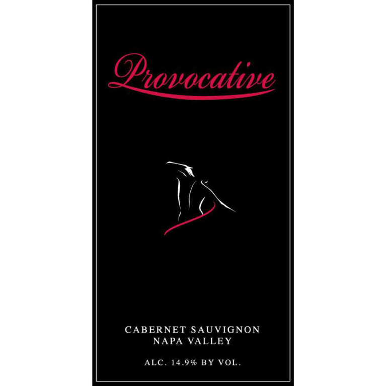 Ahnfeldt Wines Provocative Cabernet Sauvignon 2009 Front Label