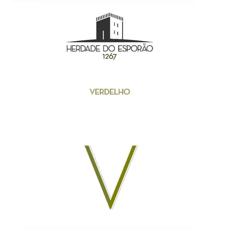 Herdade Do Esporao Verdelho 2016 Front Label