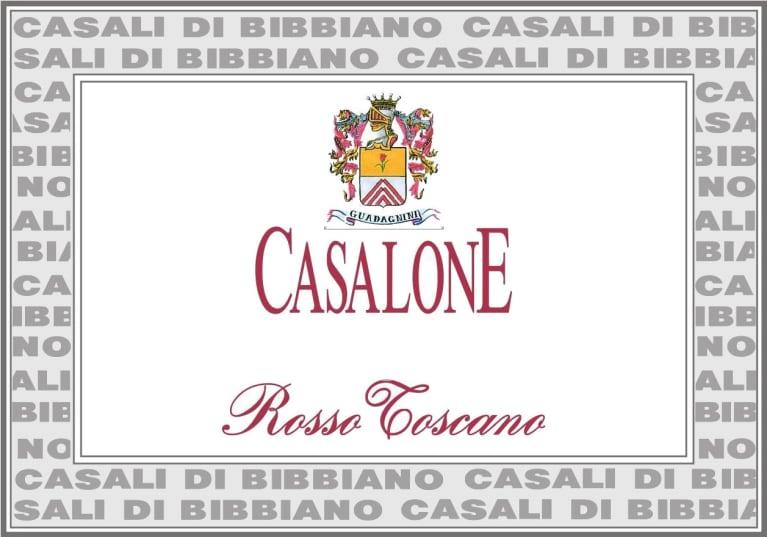 Casali di Bibbiano Toscana Casalone Rosso 2007